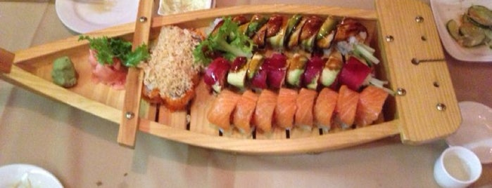 Tai Show Sushi is one of Favorite Sushi and Sashimi.