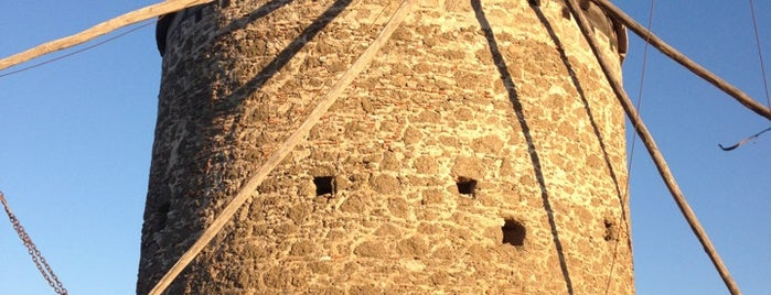Eski Değirmenler is one of Lugares favoritos de N a Z a N.
