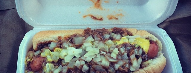 Lafayette Coney Island is one of Food.
