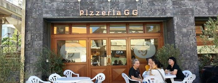 Pizzeria GG Kamakura is one of Kamakura.