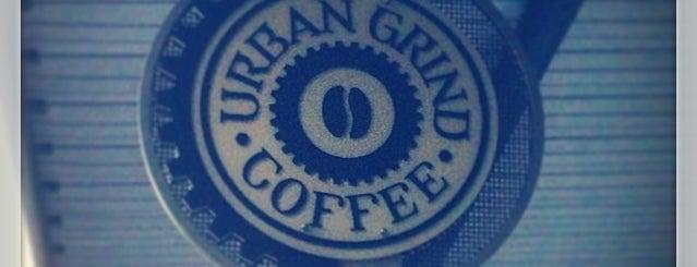 Urban Grind Coffeehouse is one of Portlandia Pilgrimage.