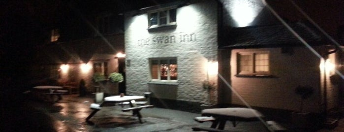 The Swan Inn is one of Lieux qui ont plu à Carl.