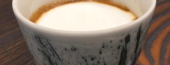 Amber Coffee Brewery is one of สถานที่ที่บันทึกไว้ของ Sergio.