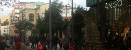 Atlantis Sineması is one of Kadıköy.