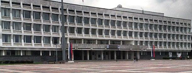 Ульяновский Государственный Педагогический университет / УлГПУ is one of DiaNa : понравившиеся места.