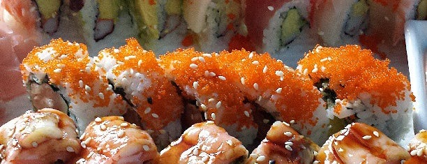 Kuroshio Sushi Bar and Grille is one of Atlanta, GA.