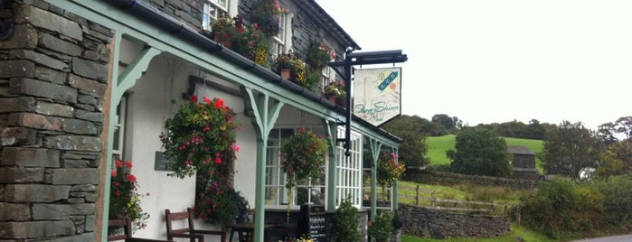The Three Shires Inn is one of Posti che sono piaciuti a Carl.