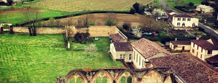 Abbaye de la Sauve Majeure is one of Centre des monuments nationaux.