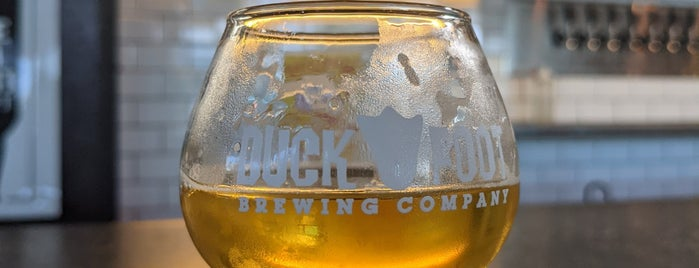 Duck Foot Brewing Company is one of CA-San Diego Breweries.