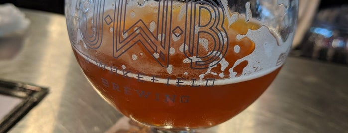J Wakefield Brewing is one of Best Brewers in the World 2018.