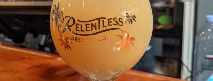 Relentless Brewing is one of Bullseye (inner).