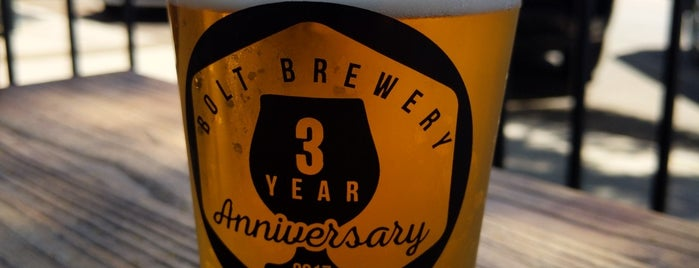 Bolt Brewery is one of California Breweries 5.