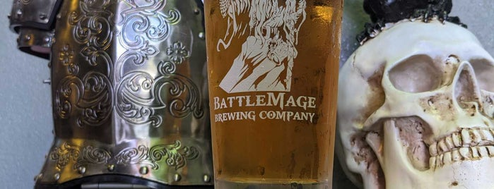 BattleMage Brewing Company is one of CA-San Diego Breweries.