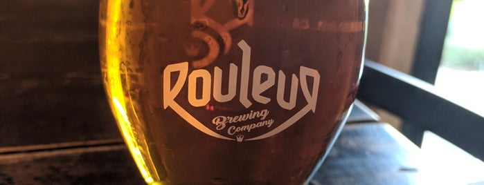 Rouleur Brewing Company is one of California Breweries 5.