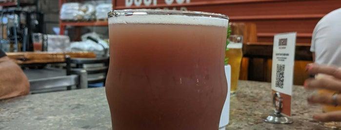 Burgeon Beer Co. is one of San Diego.