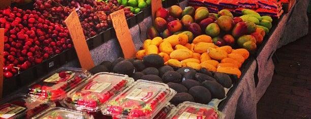 Haymarket Square Farmer's Market is one of Boston x Down in Beantown.