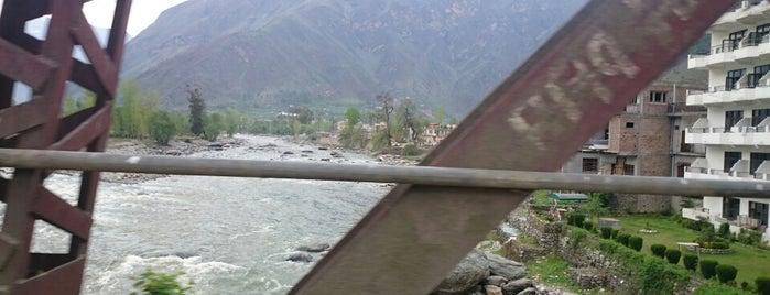 Kullu Dam is one of India North.