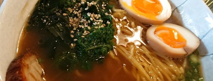 Miska Ramen is one of Prag.