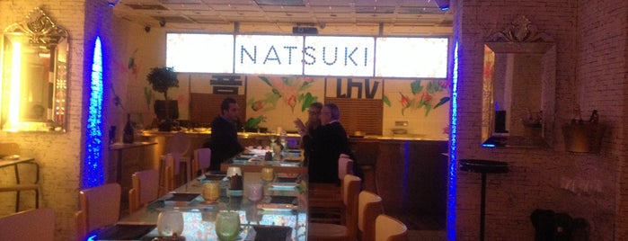 NATSUKI is one of MADRID 2.