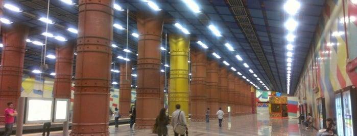 Metro Olaias [VM] is one of Posti salvati di Pedro.