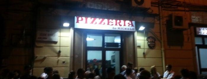 L'Antica Pizzeria da Michele is one of E magn' má'!.