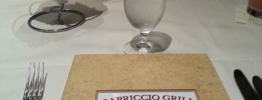 Fiorenzo Italian Steakhouse is one of Star Wars Celebration VI.