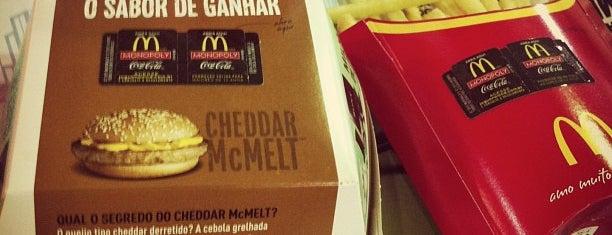 McDonald's is one of Locais curtidos por Danilo.