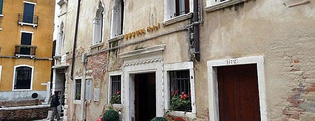 UNA Hotel Venezia is one of Insiders' Picks.