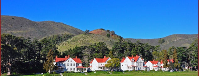 Cavallo Point Lodge is one of Front Page Favorites.