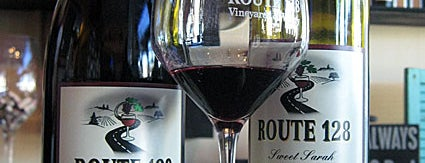 Route 128 Vineyard & Winery is one of Insiders' Picks.