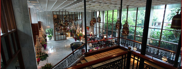 Mandarin Oriental, Bangkok is one of Front Page Favorites.