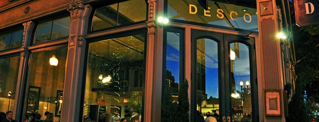 Desco is one of Oakland Awesome.