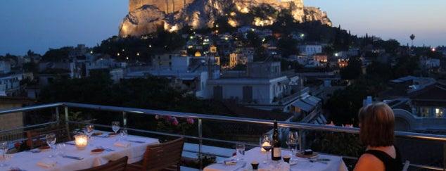 Electra Roof Garden Restaurant is one of Insiders' Picks.