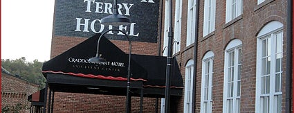 The Craddock Terry Hotel is one of Insiders' Picks.