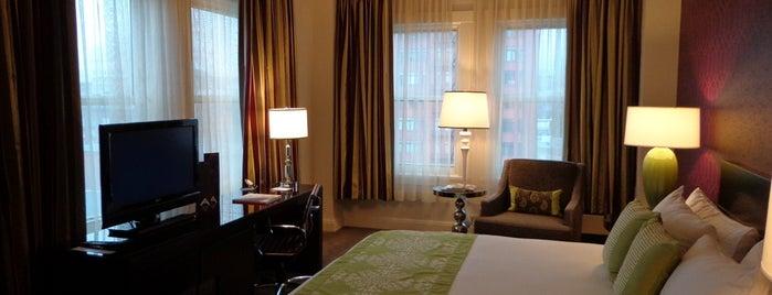 Hotel Adagio is one of Insiders' Picks.