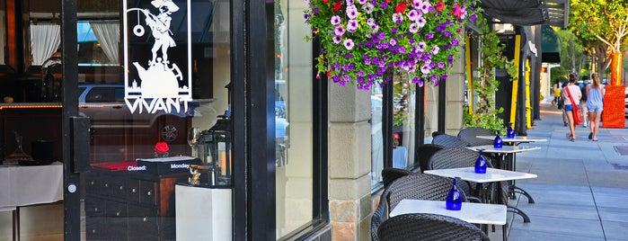Bon Vivant Restaurant is one of Insiders' Picks.