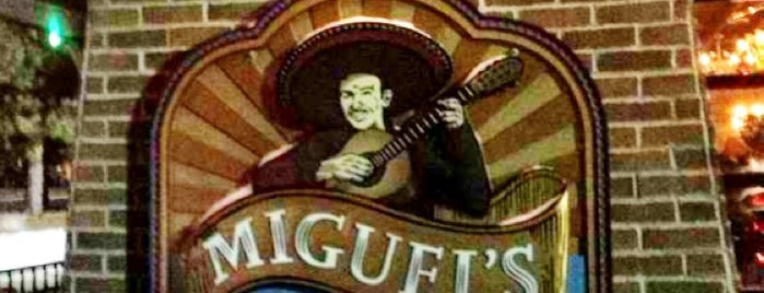 Miguel's Cantina is one of Mexican Michigan.