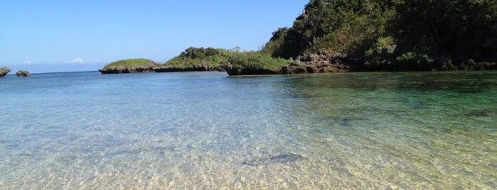 Hoshizuna Beach is one of Posti salvati di samichlaus.