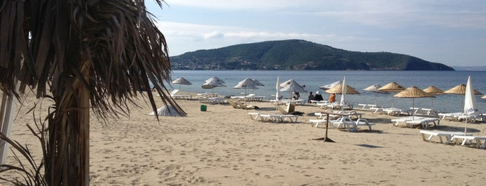 Işık Park Beach is one of สถานที่ที่ JOY ถูกใจ.