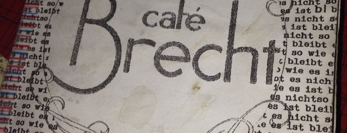 Café Brecht is one of Best places in Amsterdam.