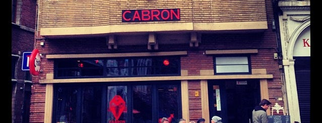 Cabron is one of Belgium.