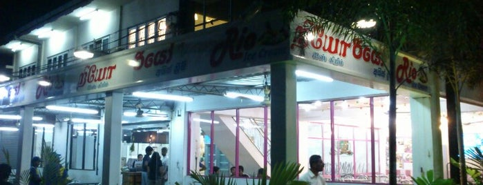 Rio Ice Cream Parlour is one of Sri Lanka.