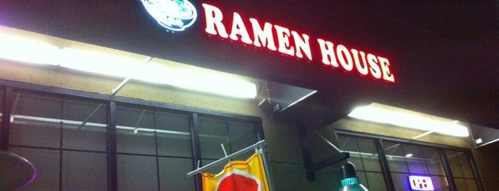Ramen House RyuJin is one of Tempat yang Disimpan N9uyen.
