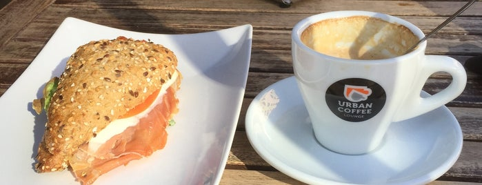 Urban Coffee is one of Tenerife: desayunos y meriendas.