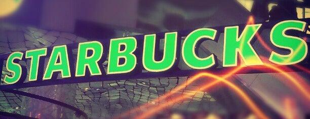 Starbucks is one of PayPass Piter.