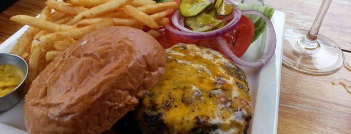 IVY Kitchen is one of * Gr8 Burgers—Juicy 1s In The Dallas/Ft Worth Area.