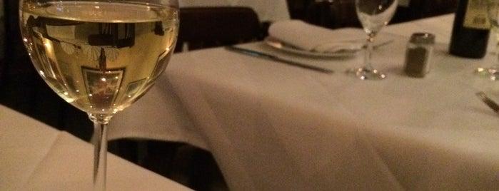 Ristorante da Franco is one of The real dinner spot list.
