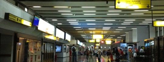 Dalaman Havalimanı (DLM) is one of Part 2~International Airports....