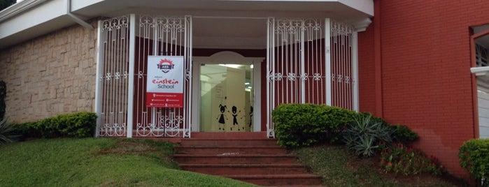 Albert Einstein School is one of Tempat yang Disukai Torta.