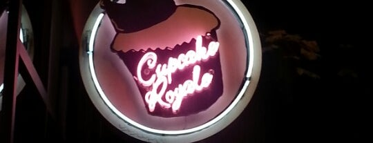Cupcake Royale and Vérité Coffee is one of Sister 'hoods: SoMa & Capitol Hill.